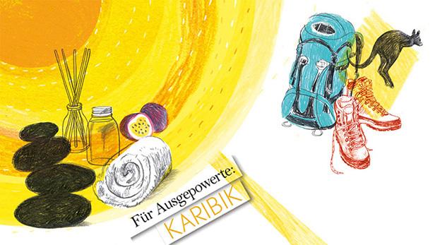 Jutta fricke illustrators red dot award zeit cover for Burda verlag jobs