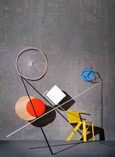 emeis deubel bauhaus inspirierte m bel und filigrane. Black Bedroom Furniture Sets. Home Design Ideas
