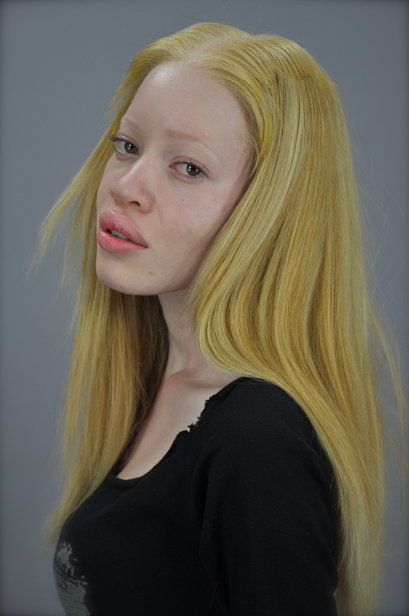 Albino navajo