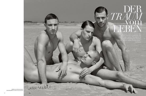 Превью Gay Nudist Couples Relaxing on Nudist Beach. 0 Comment. familynudis
