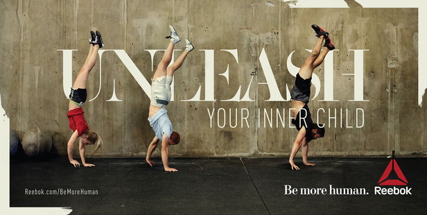 Reebok reveals global brand strategy