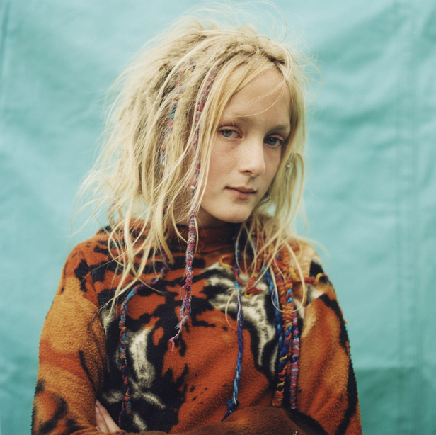 The New Gypsies von Iain McKell - Free as the wind. Modern nomads in the UK