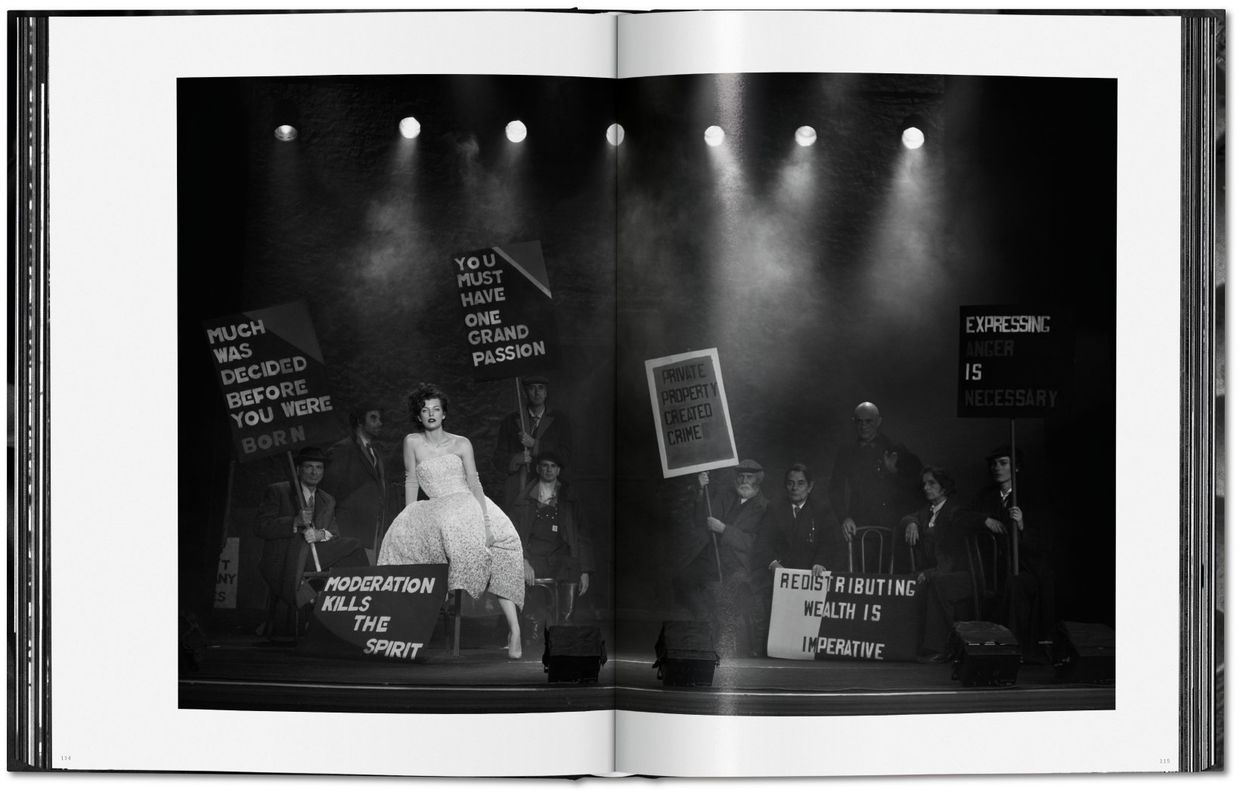 Untold Stories by Peter Lindbergh / TASCHEN