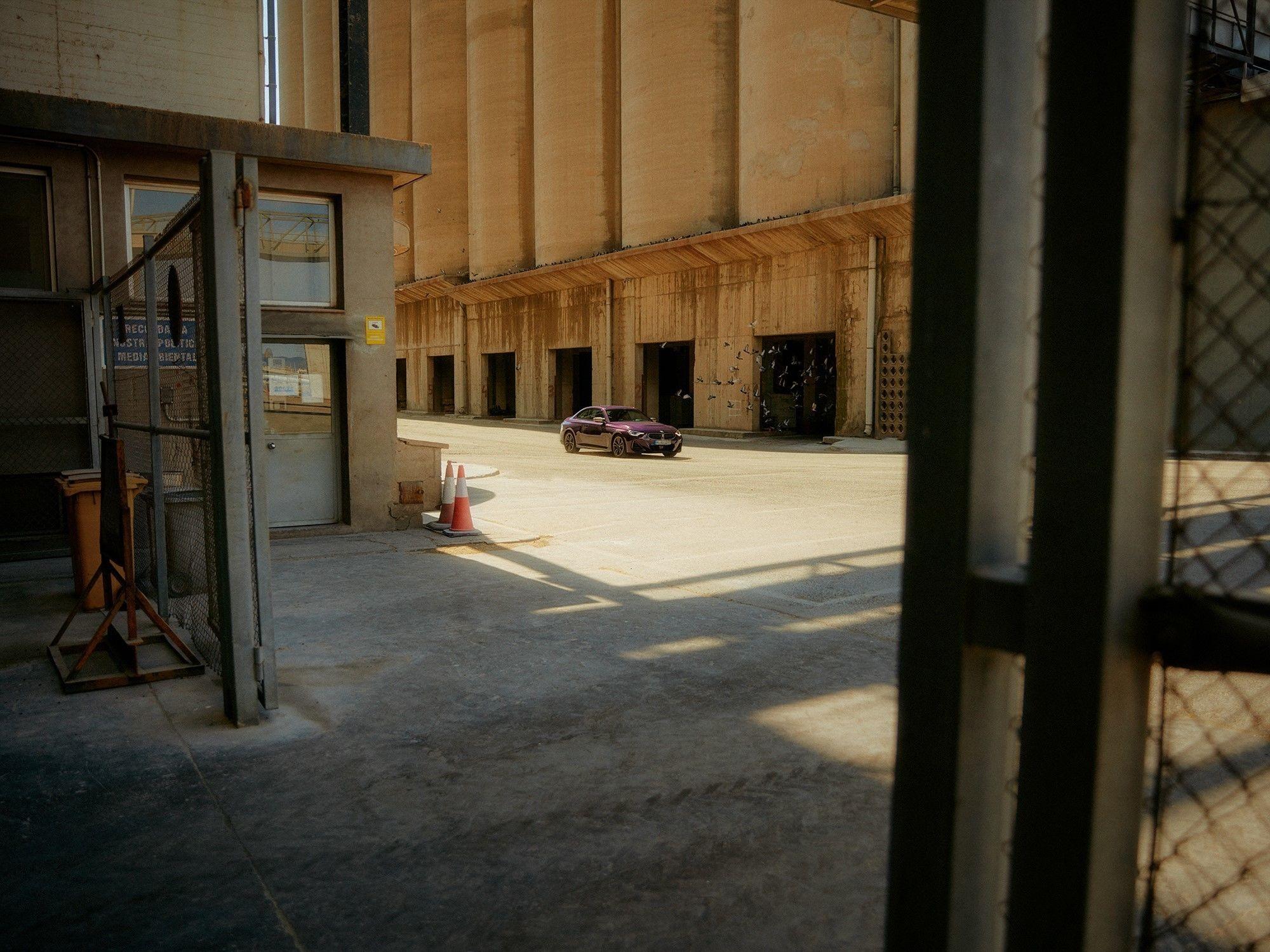 TIM ADORF c/o CLAUDIA BITZER for BMW