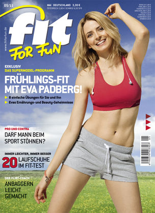 KELLY KELLERHOFF : Det KEMPKE for FIT FOR FUN