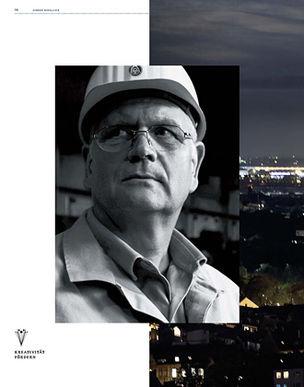 KLEIN PHOTOGRAPHEN : Heiko Prigge for THYSSEN KRUPP