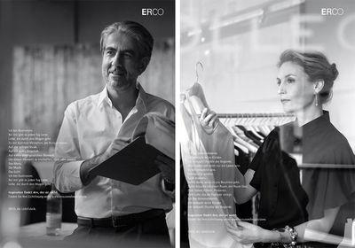 BIGOUDI: Kirsten Hermann für ERCO