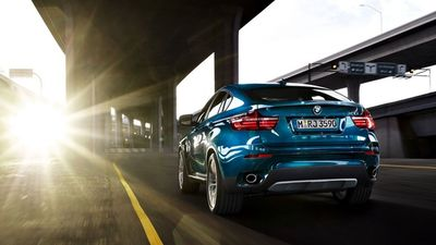 MARC TRAUTMANN for BMW X6