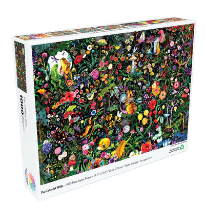 COLORCRAFT PUZZLES by Good Wives and Warriors c/o 2AGENTEN