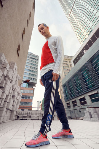 Jan KRIWOL for Adidas Originals