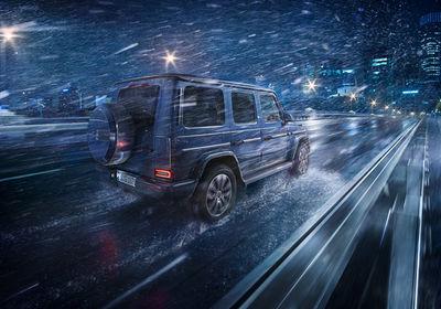 The new Mercedes-Benz G-Class by MARKUS WENDLER 'Frankfurt'