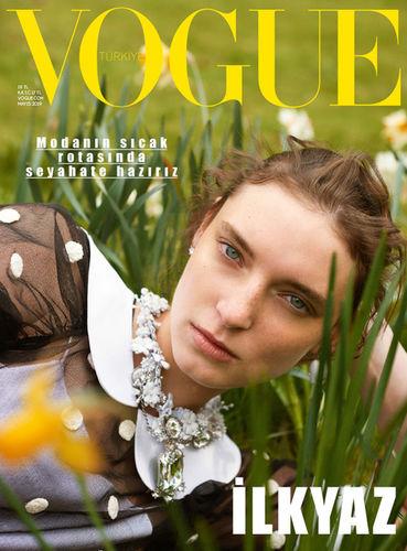 Vogue Turkey - photo by Wai Lin Tse