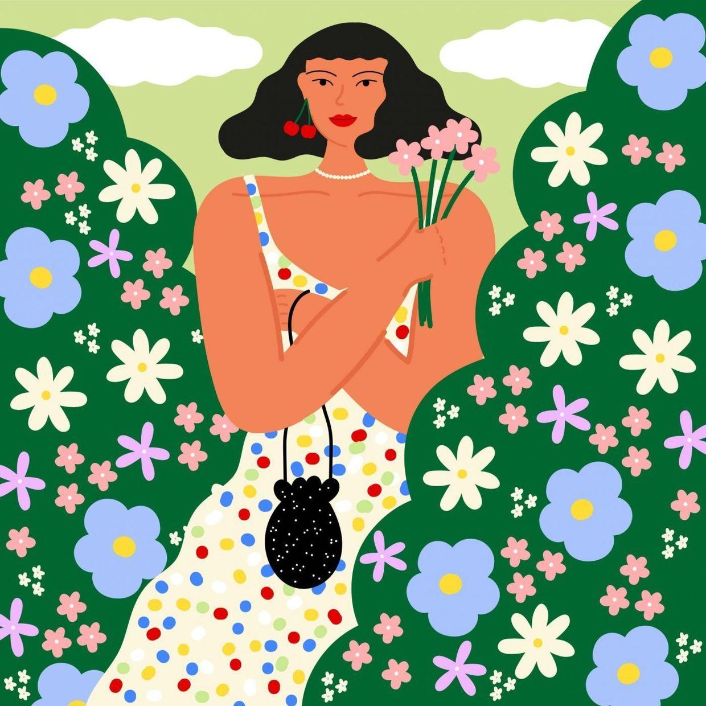 Illustrations by Ana Jaks c/o JSR AGENCY