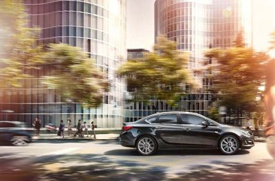 IMAGE NATION S.L. for OPEL ASTRA