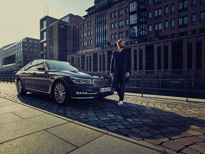 UPFRONT: Thomas Motta - BMW 7er