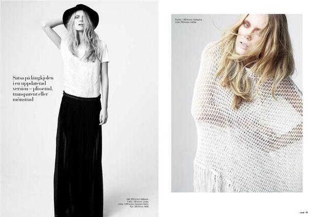 AGENT BAUER : Elin Svensson (Make up)
