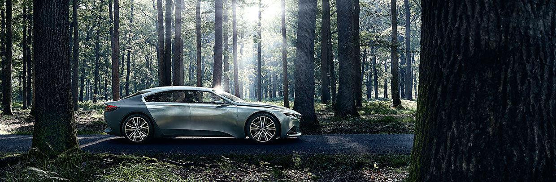 CURTET.COM for PEUGEOT Exalt concept car