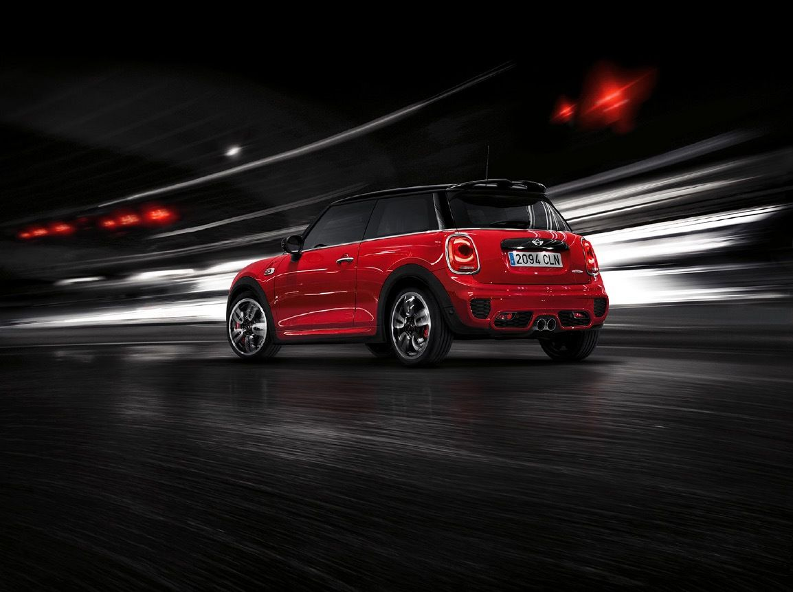 Mini John Cooper Works by Kai Uwe Gundlach