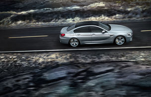 DAGMAR STAUDENMAIER PHOTOGRAPHERS : CQUADRAT for BMW M6 GRAN COUPÉ