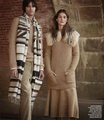 MUNICH MODELS GMBH: Ophélie GUILLERMAND for WSJ Magazine