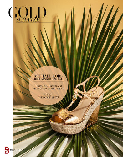 Breuninger Shoes FS2016
