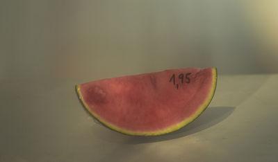 "Ruben Riermeier, ""watermelon"", personal work"