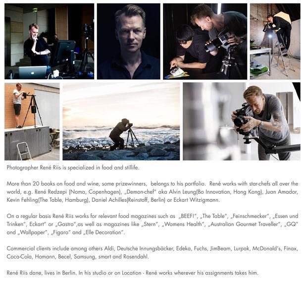 UPFRONT PHOTO & FILM GMBH: René Riis