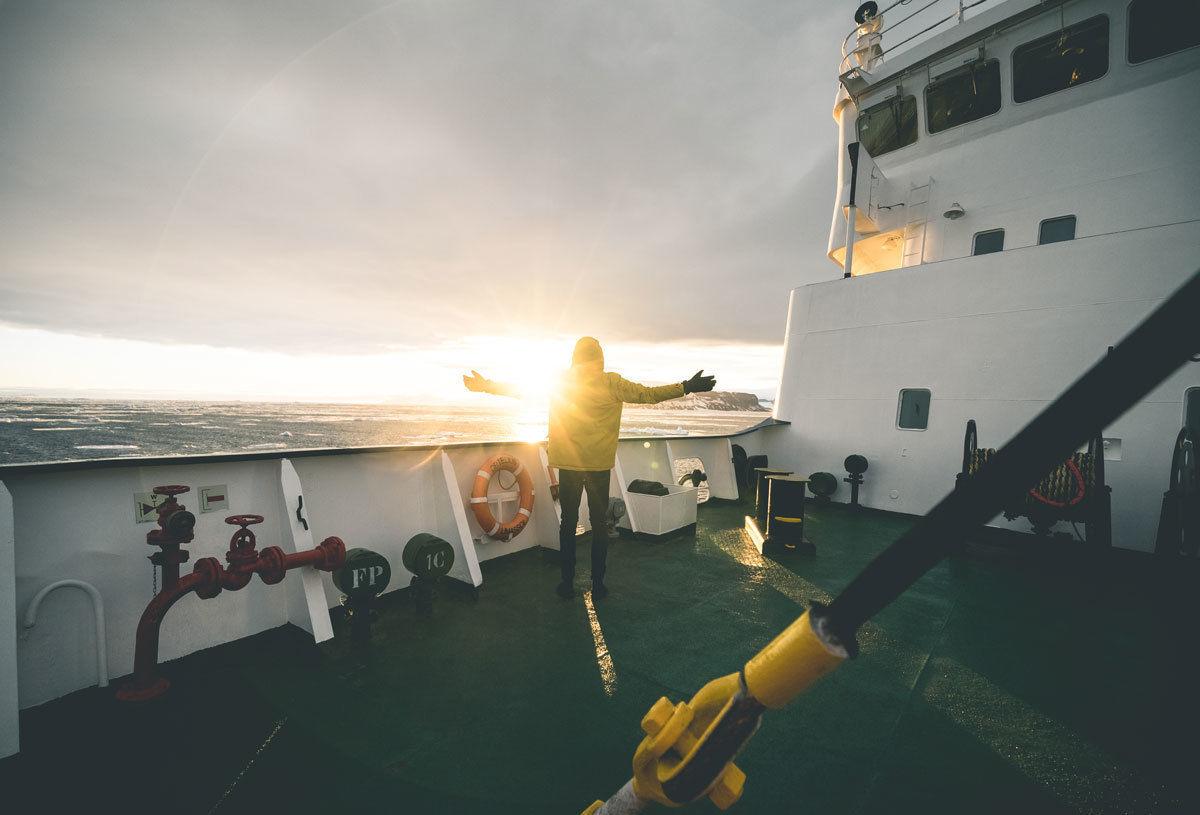 ADOBE STOCK : #NewFace 'Project Antarktis'