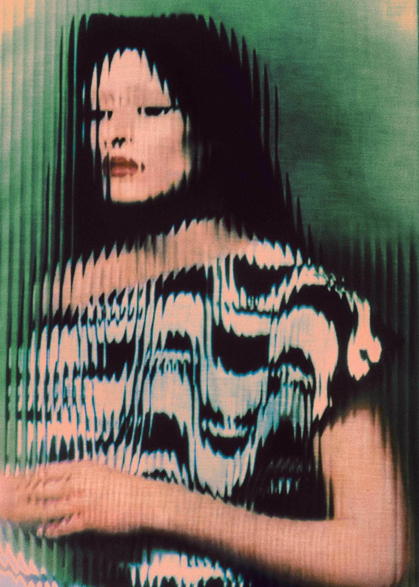 BLINK IMAGING: ELIZAVETA PORODINA, DAZED - CHANEL BEAUTY