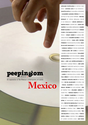 PEEPING TOMs DIGEST #2 : Mexico