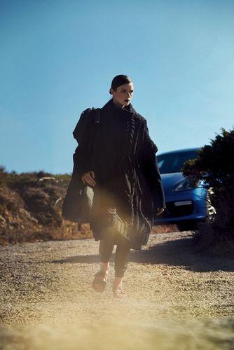 Porsche Lifestyle Editorial for GQ
