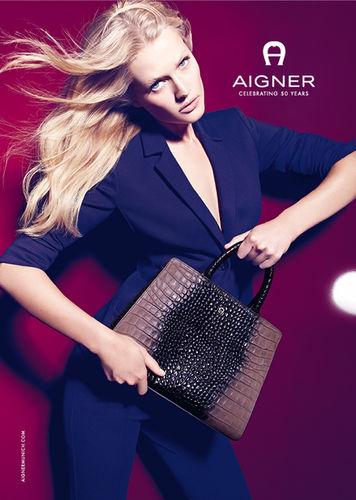 JANVIER BURGER & STASCH for AIGNER CAMPAGN F/W 2015