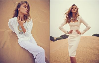 PETRA WIEBE for for VANIDADES MAGAZINE