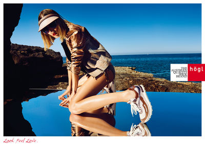 AprilMay for Högl Shoes