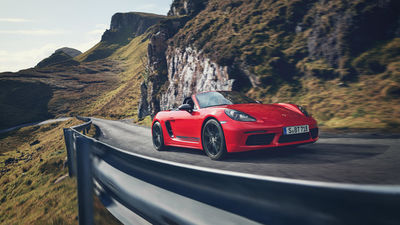 WOLKN PRODUCTIONS: Marc and David – Porsche Campaign / 718 T- Model