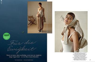 NINA KLEIN, Hair & Make Up: Sabine Hoegerl, Anna Rosa Krau, Myself