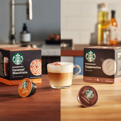 STILLSTARS - Food Styling Natasha van Velzen for Starbucks