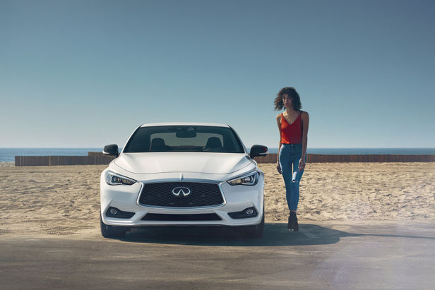 "SEVERIN WENDELER: ""INFINITI Q60"" Lifestyle photo by Lisa Linke c/o Severin Wendeler"