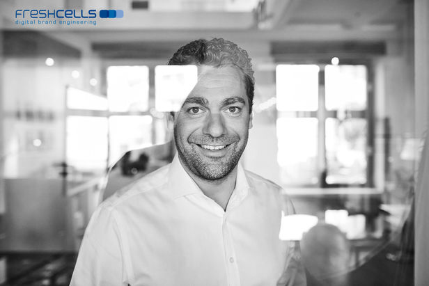 ROCKENFELLER & GöBELS: BERTHOLD LITJES FOR FRESHCELLS -  DIGITAL BRAND ENGINEERING