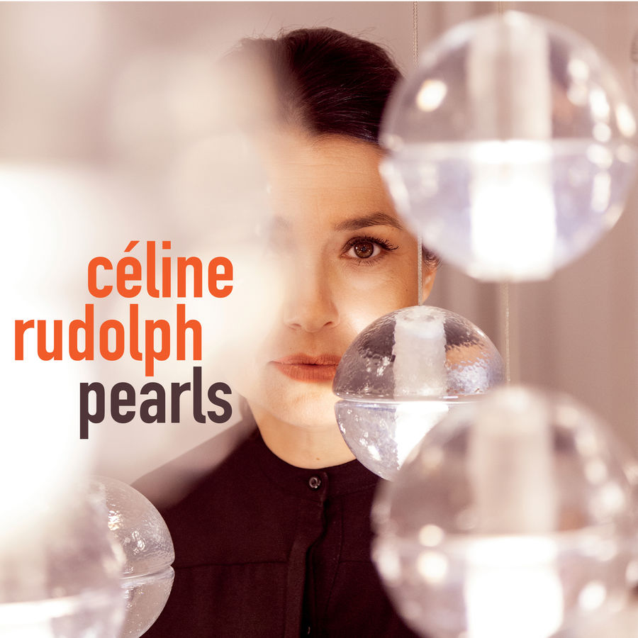 Jazz singer Céline Rudolph by JORDANA SCHRAMM