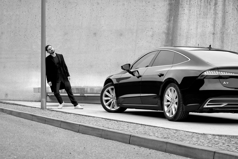 Berlinale Olaf Heine Co Klaus Stiegemeyer Photographs Audi Brand
