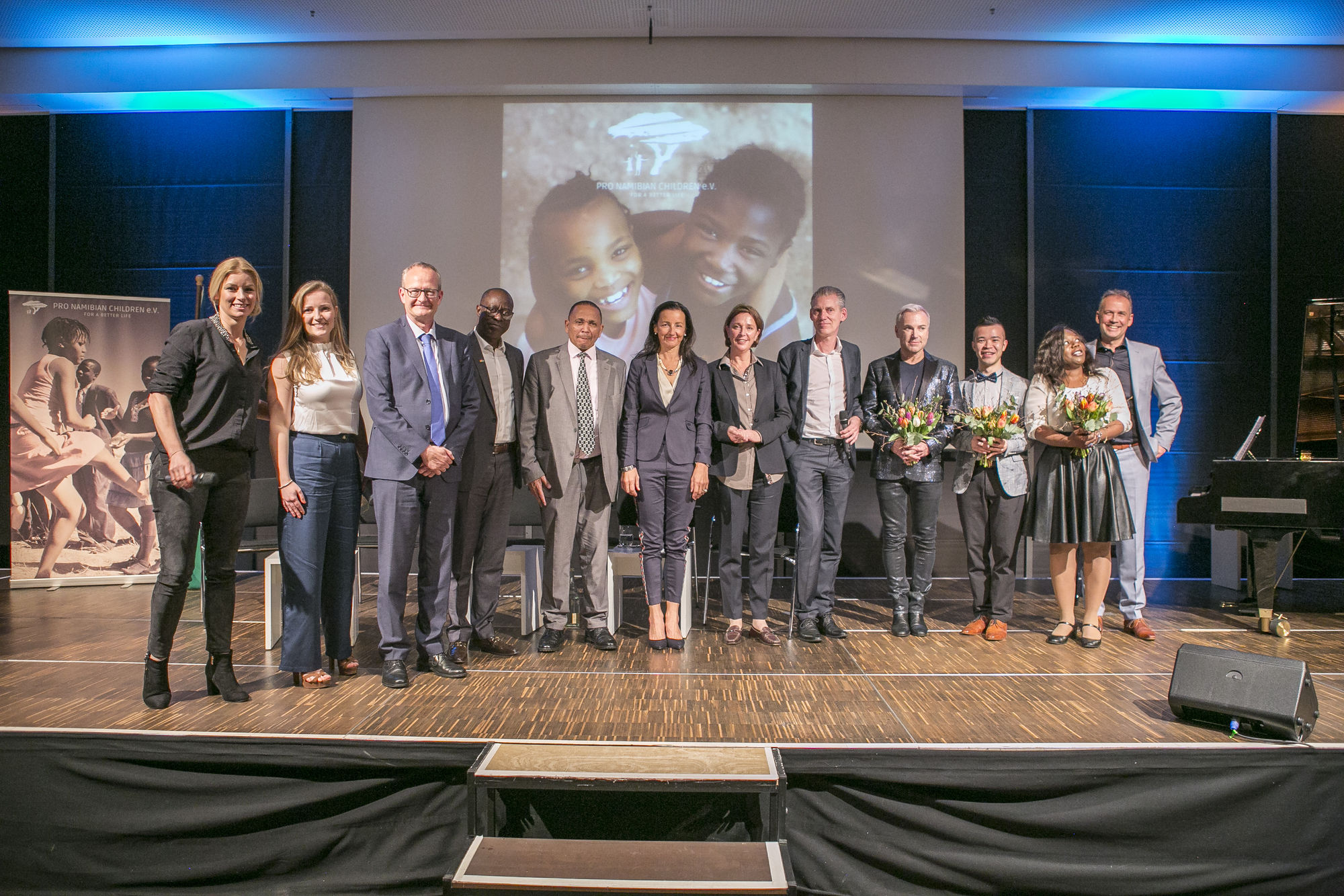 Pro Namibian Children Charity Gala (Rautenstrauch-Joest-Museum, Cologne)