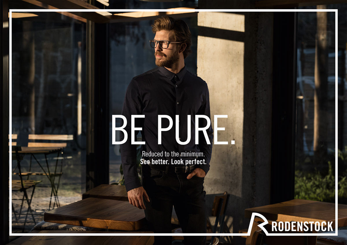 NEVEREST for RODENSTOCK Campaign 2016