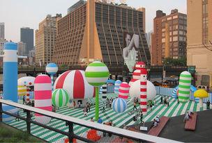 Rainbow City @ the High Line!
