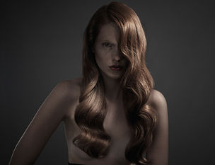 CLOSE UP AGENCY : Sidsel Marie BOG for GOSH HAIR CARE