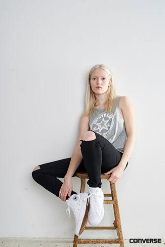Astrid GROSSER c/o BIRGIT STöVER for CONVERSE
