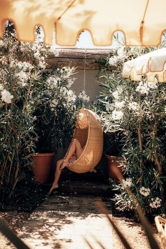 TOBIAS BOSCH FOTOMANAGEMENT: GEORG ROSKE FOTOGRAFIERT HOTEL ÉPI 1959 BAIE DE PAMPELONNE