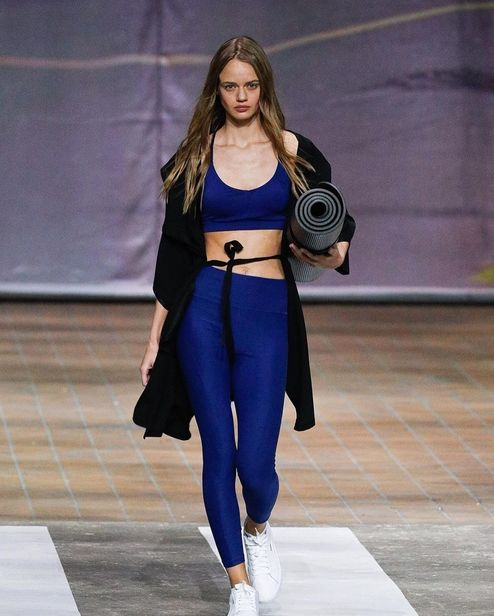 Berlin Based Diana Moroz for About You x Puma MBFW Berlin 2021 ICONIC