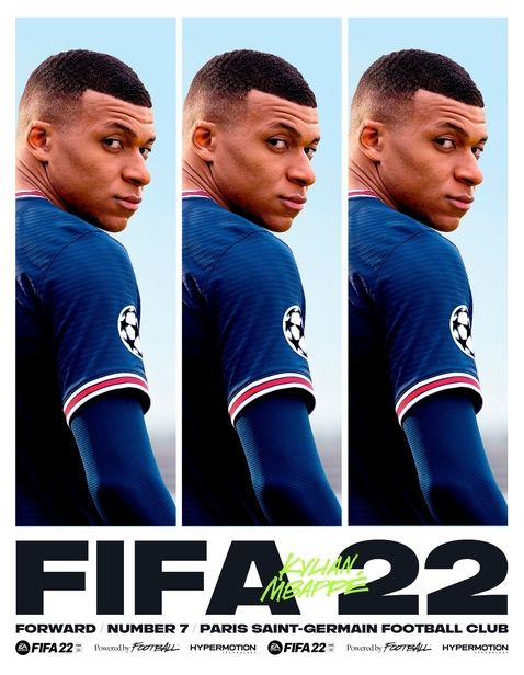CYRIL MASSON : FIFA 22 with Kylian Mbappe