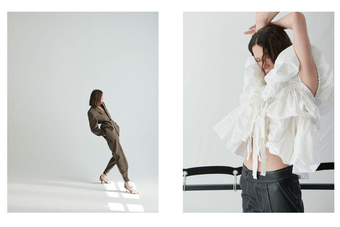 FACES MAGAZINE - Styling by Elke Dostal c/o NINA KLEIN (Photos: Oliver Beckmann)